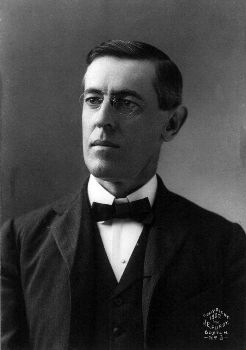 1902年のウィルソン