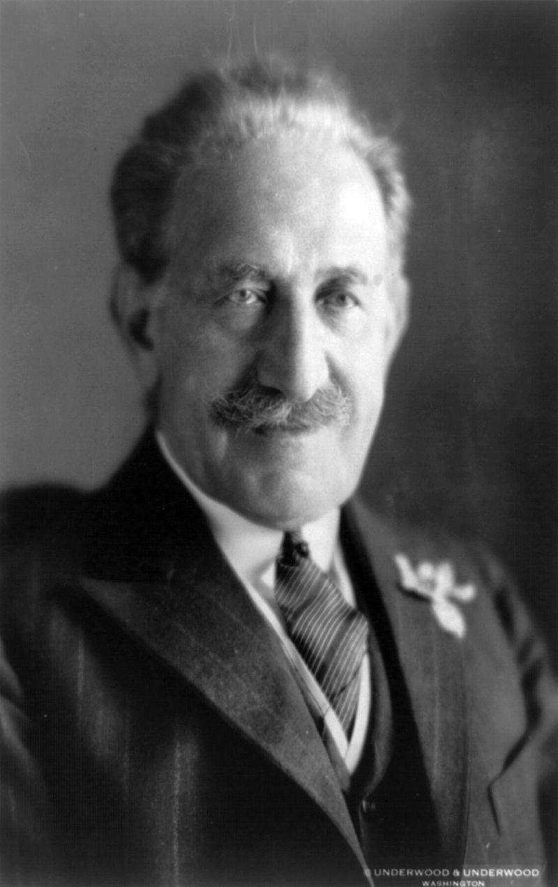 サミュエル・ウンターマイヤー 1932年