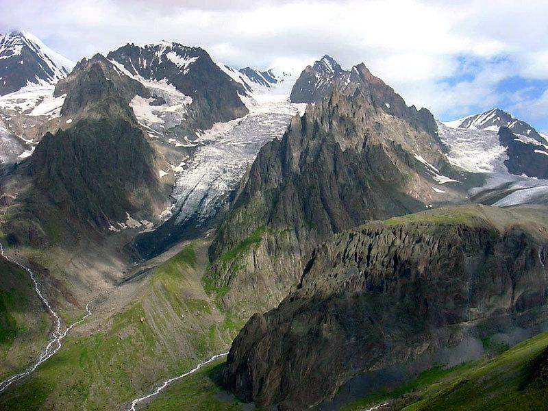 カフカス山脈