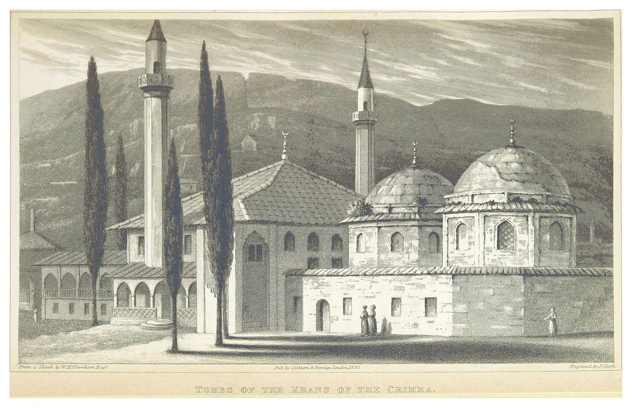 バフチサライ 宮殿