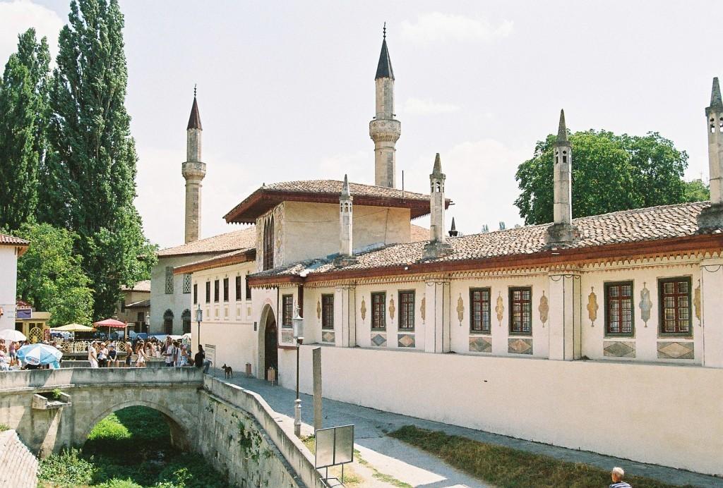 バフチサライ宮殿