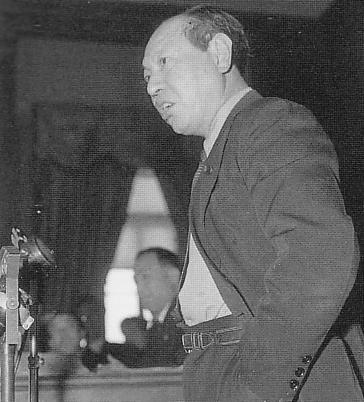 徳田球一(1950年)