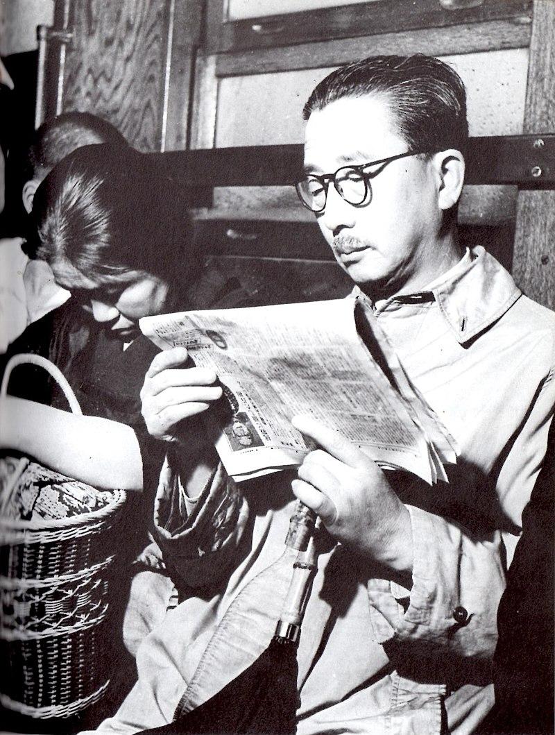 野坂参三(1949年)