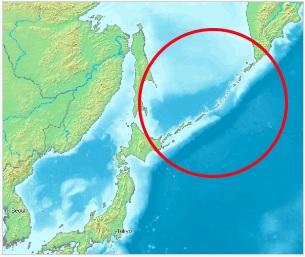 日本国に帰属する北方領土