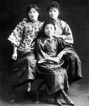 宋家三姉妹
