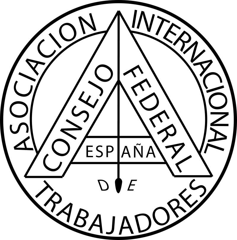 国際労働者協会のロゴ