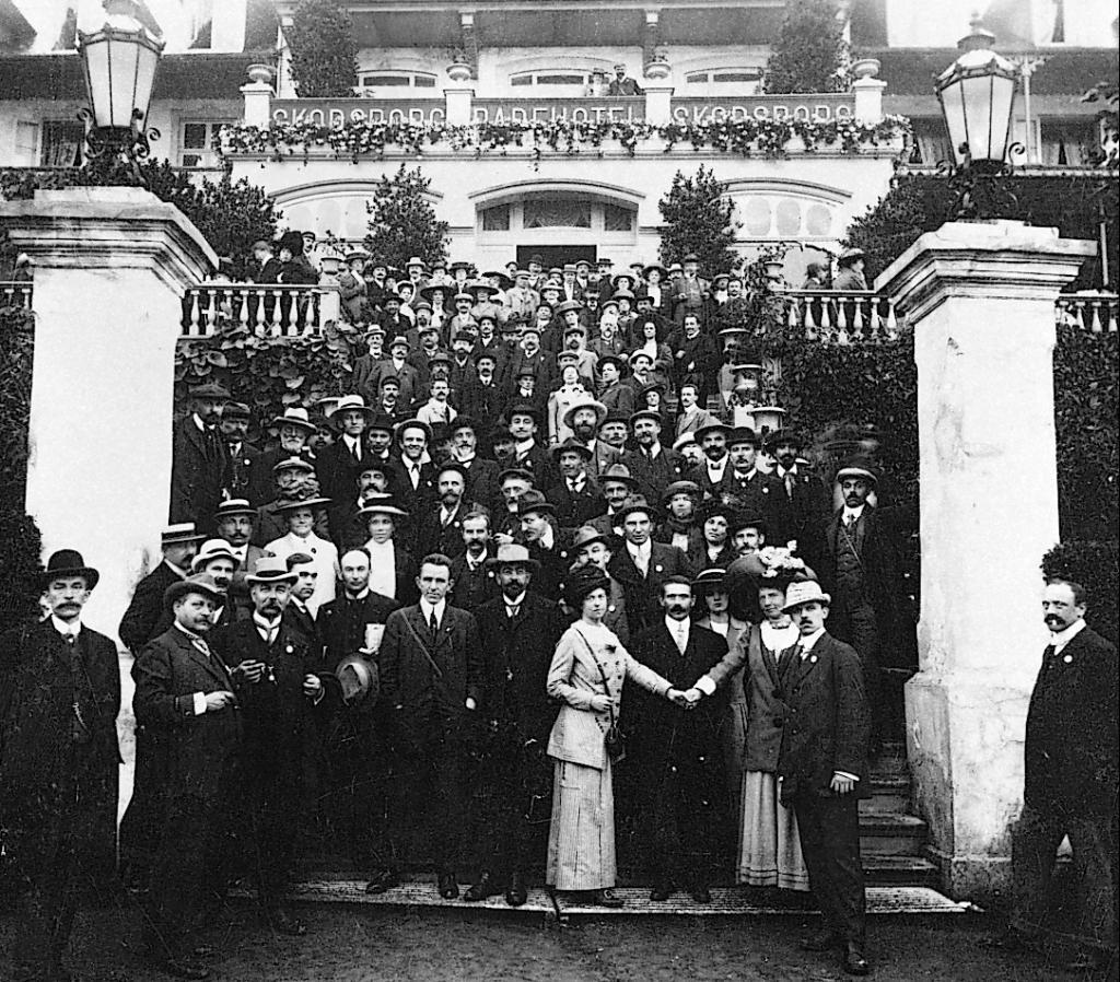 第二インターナショナル コペンハーゲン大会(1910年)