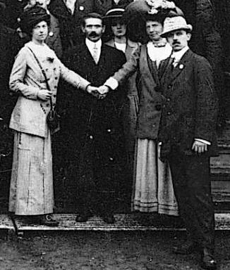 第二インターナショナル コペンハーゲン大会(1910年)2
