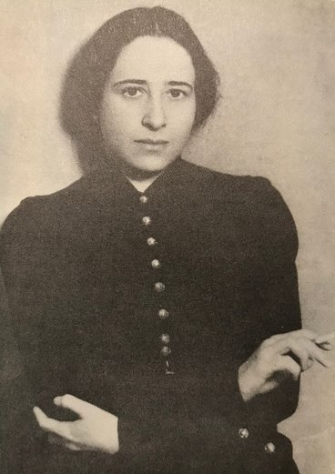 ハンナ・アーレント(1933年)