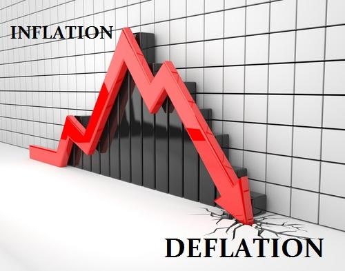 インフレとデフレ