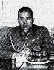 少佐時代の瀬島龍三(1942年)