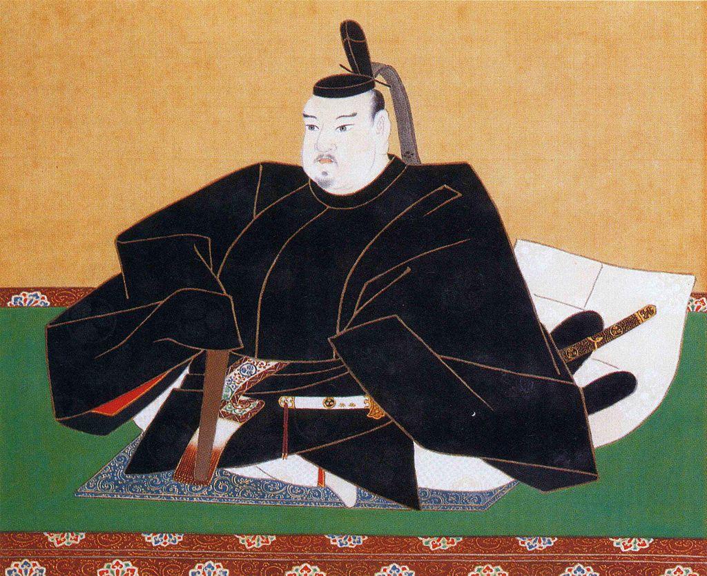 徳川家光像(金山寺蔵、岡山県立博物館寄託)