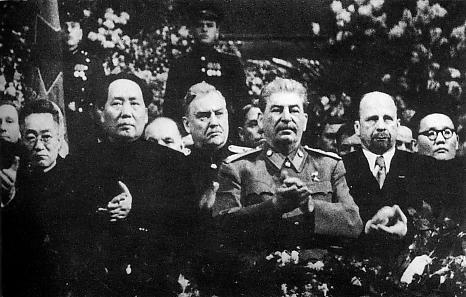 日本共産党の委員長の選び方 ~ こうして独裁者が生まれます(笑)