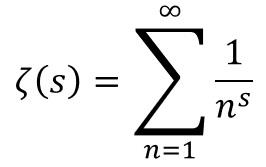 ゼータ函数(関数)