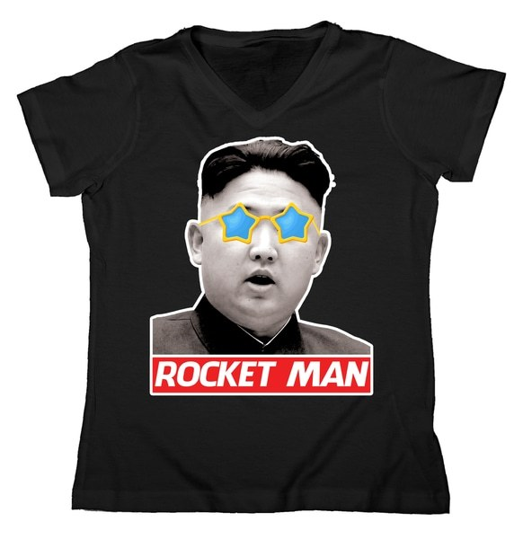 「ロケット・マン」と「ストロング・マン」の軍閥