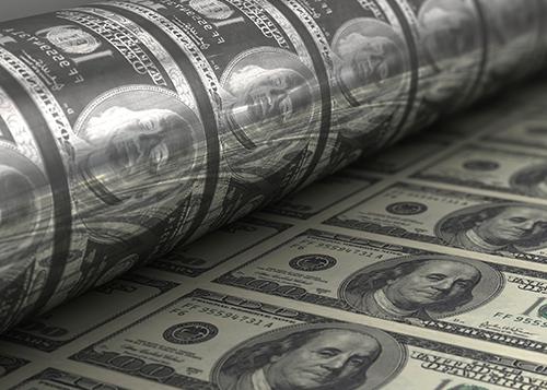 日本の名目貨幣の誕生
