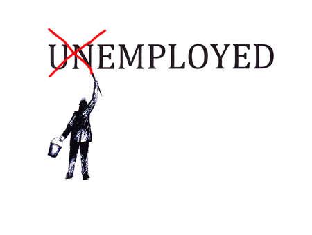 完全雇用とは、失業者が一人もいないということではありません
