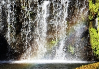 上田久和_虹のある滝壺14