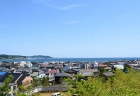 C_戸塚敏子01_湘南の海