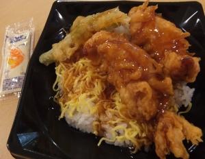 関学チキン南蛮丼