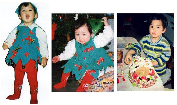 20年前のクリスマスu