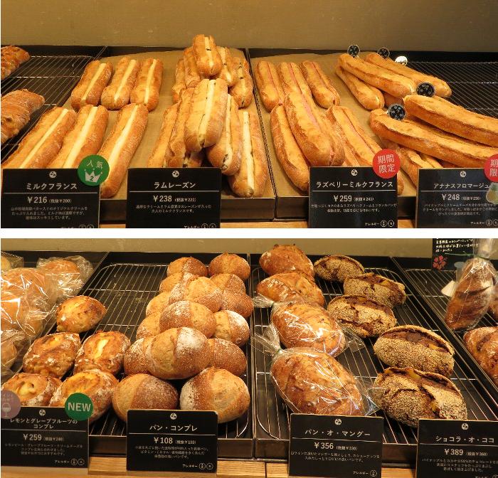 20190711コロン 好きなパン