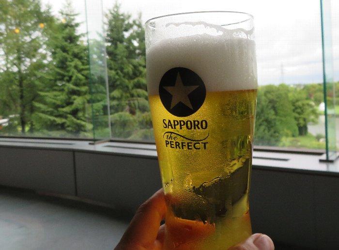 20190824サッポロビール試飲黒ラベル