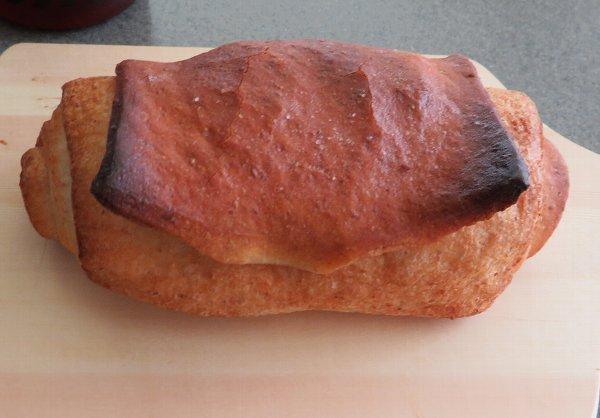 ろっぱや塩パン
