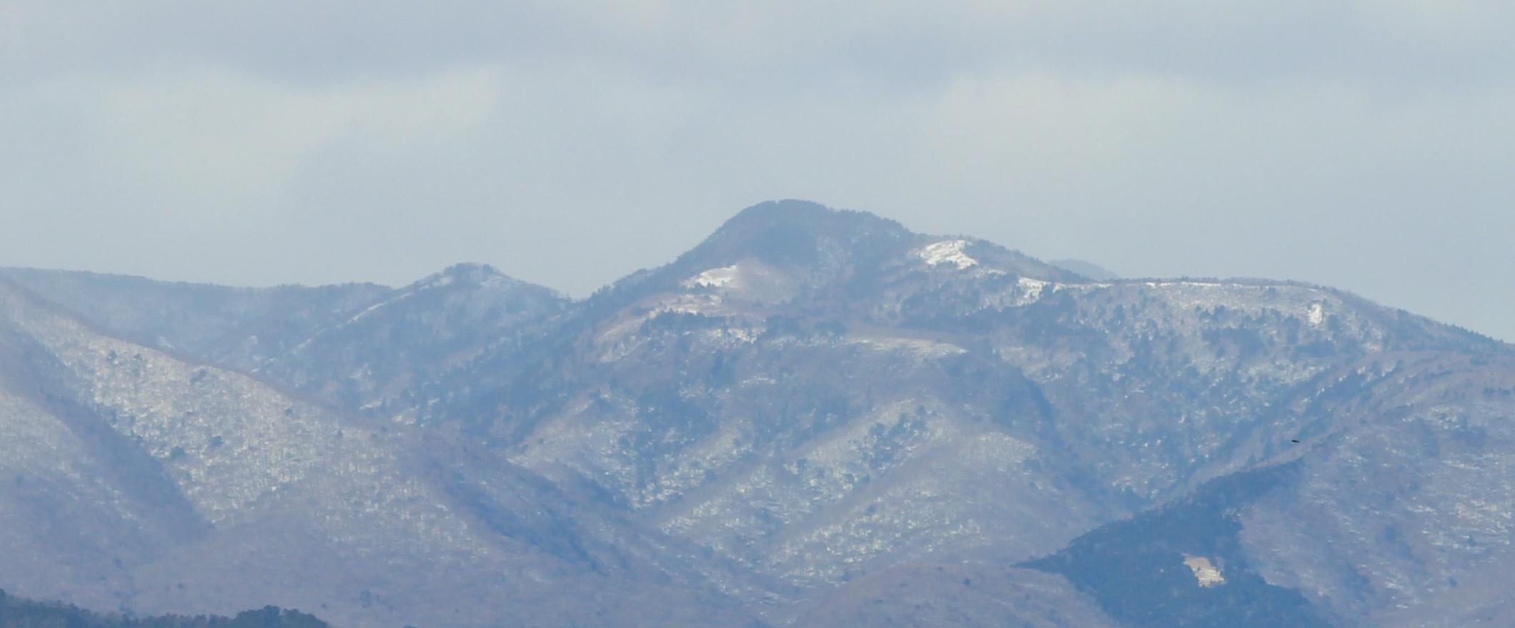 剣ヶ峰八海山