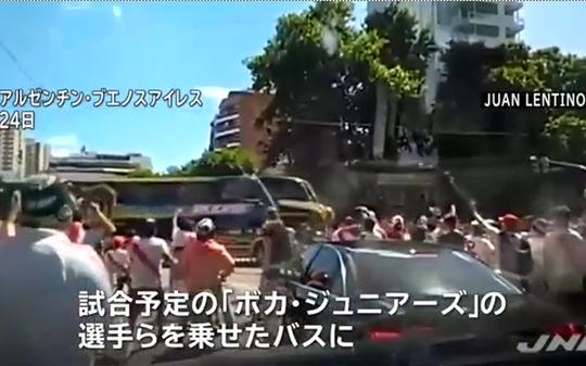 ⑧フランス燃料税UPや【徴兵制の復活】で暴動!アルゼンチンサッカーで暴動!