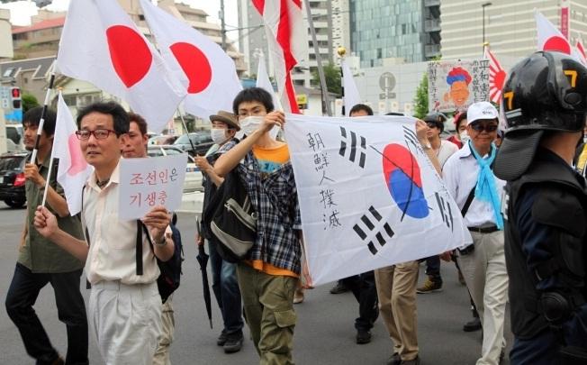 ⑳在日韓国朝鮮人にうんざり!