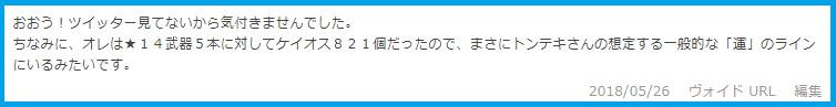 156【アンケート結果】幻惑の森で☆14いくつドロップしましたか?8