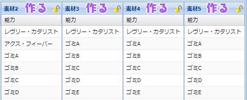 184【報酬期間】上級者向け6スロ汎用ユニット12