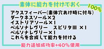 【報酬期間】PP重視6スロ汎用ユニット3