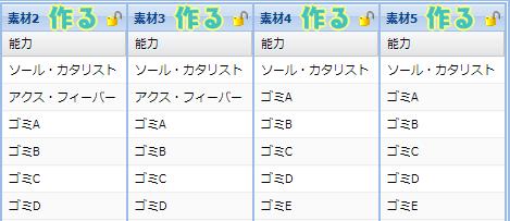 【報酬期間】PP重視6スロ汎用ユニット6