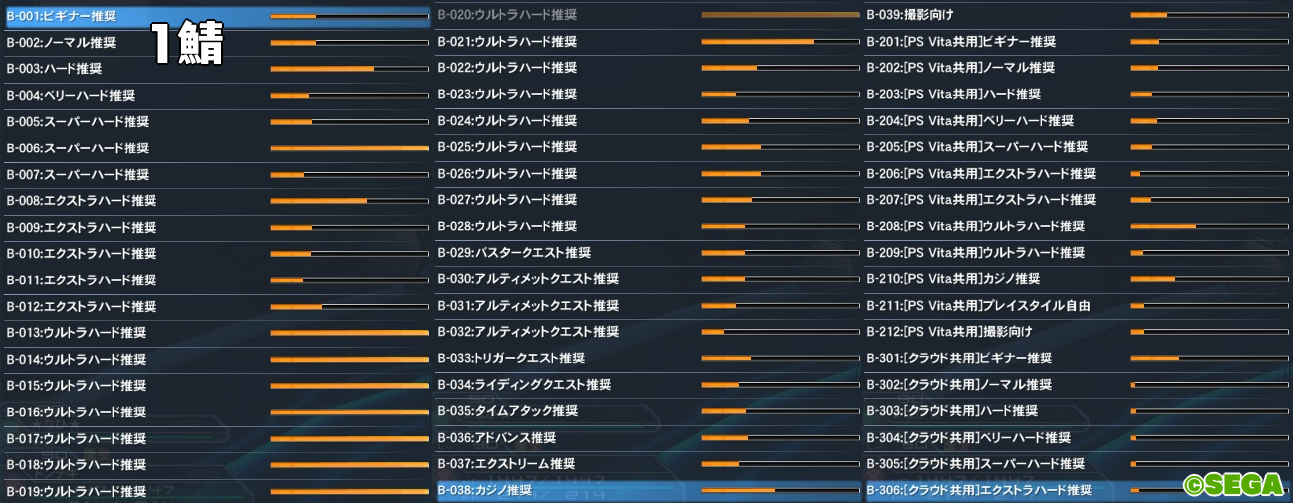 201PSO2人口調査【2019年8月生放送ブースト】1