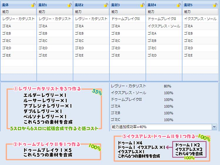 上級者向け6スロ汎用ユニットPart2-4-8