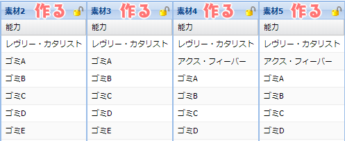 【報酬期間】☆13ユニット(SOP対応)6スロ汎用ユニット5
