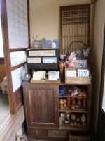 玄関横飾り棚4