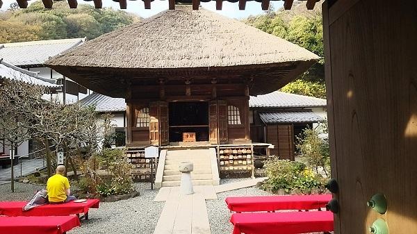 佛日庵の庭