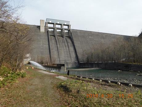 DSCN1544金山ダム (7)