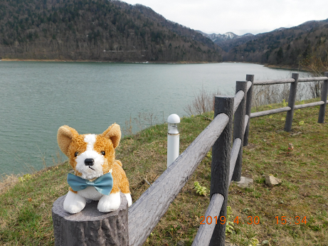 DSCN1544金山ダム (10)