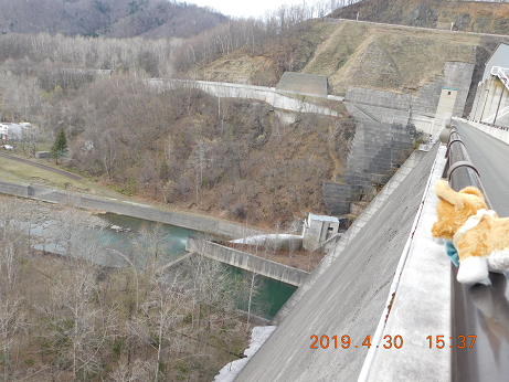 DSCN1544金山ダム (12)