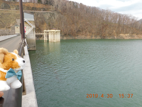 DSCN1544金山ダム (13)