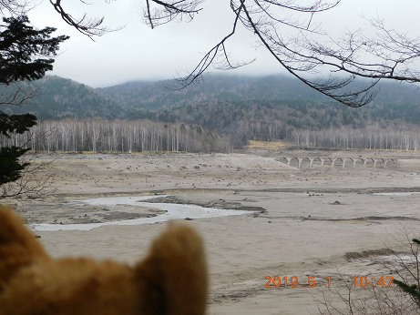 DSCN1611タウシュベツガワ橋梁 (16)