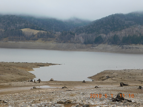 DSCN1634びらぬかダム湖畔 (16)