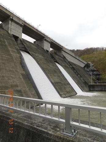 DSCN1735浦河ダム (8)