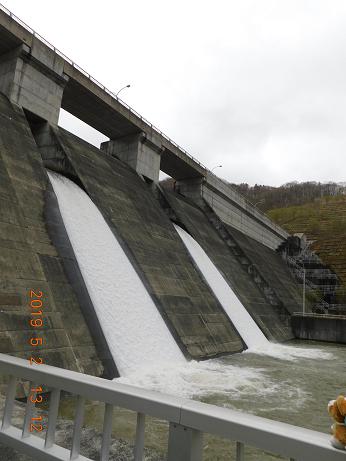 DSCN1735浦河ダム (9)
