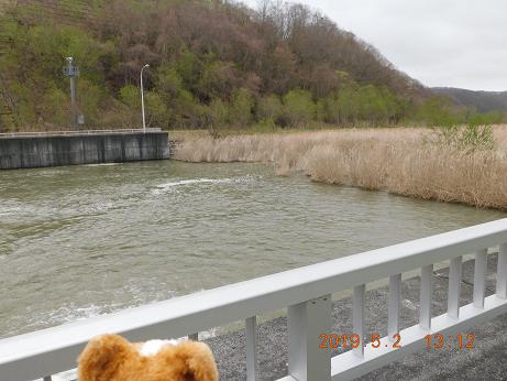 DSCN1735浦河ダム (10)