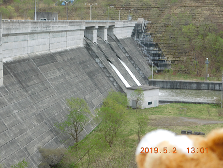 DSCN1735浦河ダム (3)